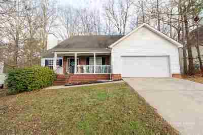 Macon Single Family Home For Sale: 234 W Springs Drive