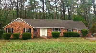 Macon Single Family Home For Sale: 1818 Waverland Circle