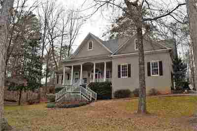 Macon Single Family Home For Sale: 118 Stoney Creek