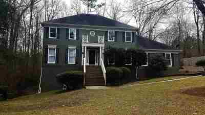 Macon Single Family Home For Sale: 5276 White House Plantation Road