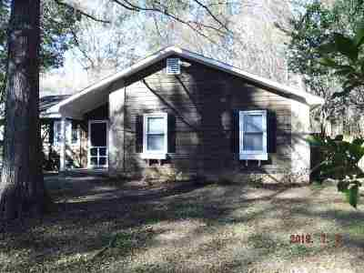 Macon Single Family Home For Sale: 1026 S Confederate Drive