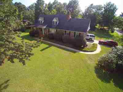 Fort Valley Single Family Home For Sale: 511 Hardeman Avenue