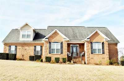 Macon Single Family Home For Sale: 356 Eagle Ridge Road