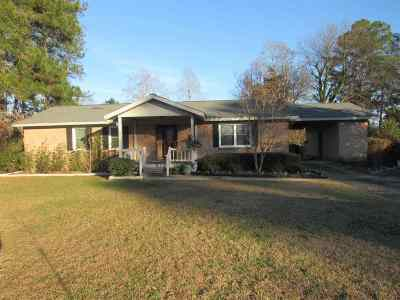 Perry Single Family Home For Sale: 1625 Marshall Circle