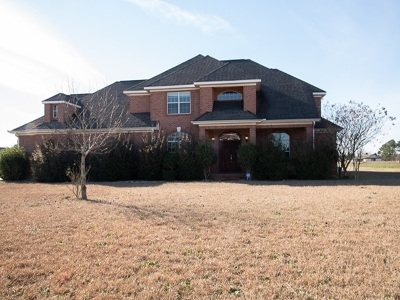 Peach County Single Family Home For Sale: 267 Papershell Drive