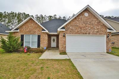 Warner Robins Single Family Home For Sale: 216 Logans Mill Trail
