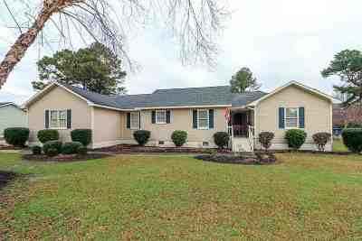 Macon Single Family Home For Sale: 125 Wilson Way