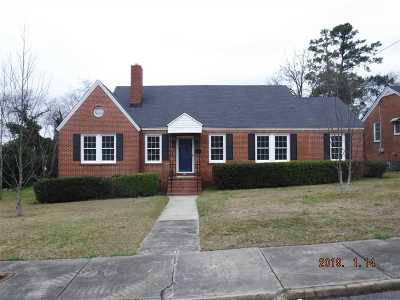 Macon Single Family Home For Sale: 155 Alabama Avenue