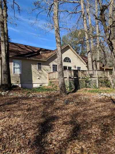 Fort Valley Single Family Home For Sale: 1754 Hendricks Road
