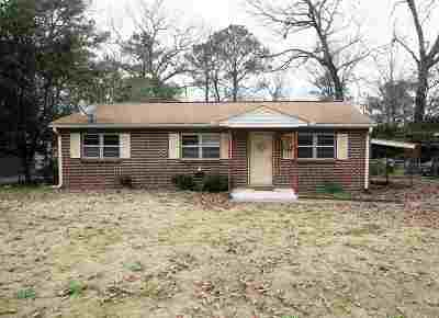 Warner Robins Single Family Home For Sale: 122 Dudley Street