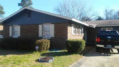 Warner Robins Single Family Home For Sale: 115 Chris Drive