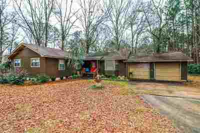 Perry Single Family Home For Sale: 112 Mossy Lake Road