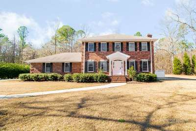 Warner Robins Single Family Home For Sale: 235 Hatcher Road