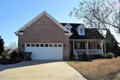 Macon Single Family Home For Sale: 181 Sarakay Cir