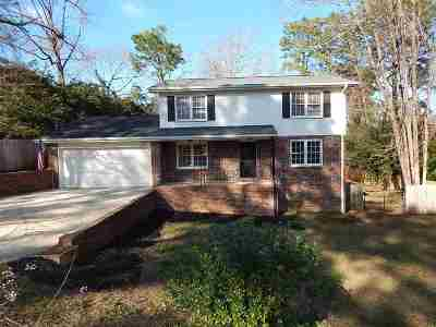 Warner Robins Single Family Home For Sale: 506 Ashby Way