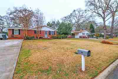 Warner Robins Single Family Home For Sale: 110 Marvin Boulevard