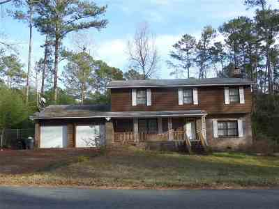 Single Family Home For Sale: 1414 Greentree Parkway