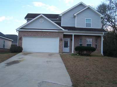 Single Family Home For Sale: 106 Caswell Court