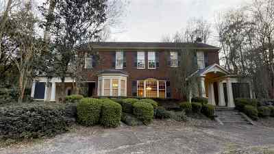 Macon Single Family Home For Sale: 1173 Oakcliff Road