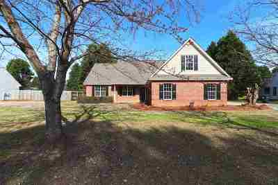 Warner Robins Single Family Home For Sale: 325 Smithville Church Rd