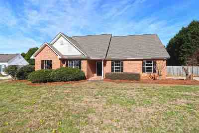 Warner Robins Single Family Home For Sale: 327 Smithville Church Rd