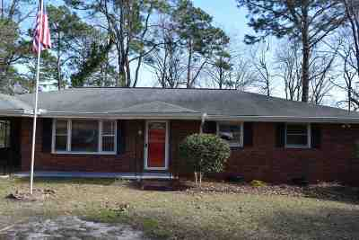 Warner Robins Single Family Home For Sale: 302 Ashby Way