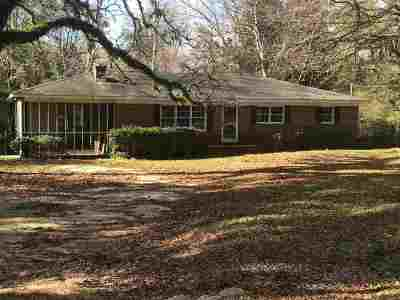 Macon Single Family Home For Sale: 3460 Cook Circle