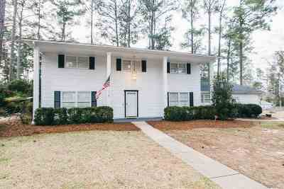 Warner Robins Single Family Home For Sale: 306 Lake Front Drive