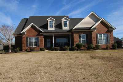 Bonaire Single Family Home For Sale: 2047 Hiwassee Drive