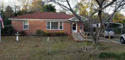 Warner Robins Single Family Home For Sale: 502 Cherokee Drive