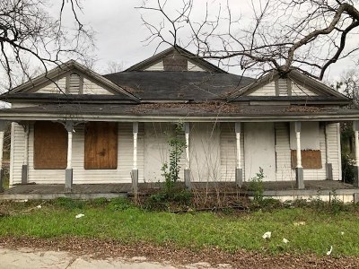 Single Family Home For Sale: 1675 Houston Ave