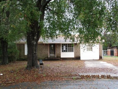 Macon Single Family Home For Sale: 3268 Kingston Ct