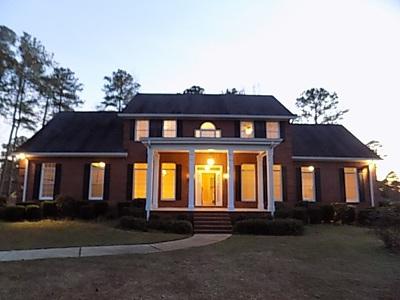 Macon Single Family Home For Sale: 509 Sangables