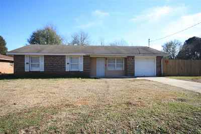 Warner Robins Single Family Home For Sale: 200 Wisconsin Avenue