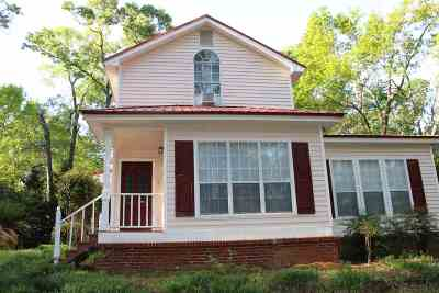 Kathleen Single Family Home For Sale: 332 Hunt Road