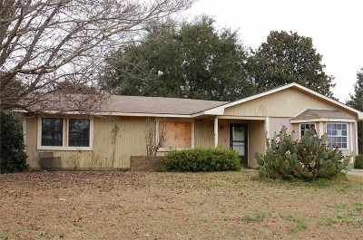 Warner Robins Single Family Home Verbal Agreement: 408 Scarborough Road
