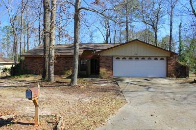 Warner Robins Single Family Home For Sale: 116 Wake Forest Drive