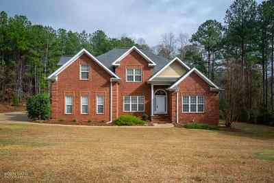 Macon Single Family Home For Sale: 50 Wadley Station Lane