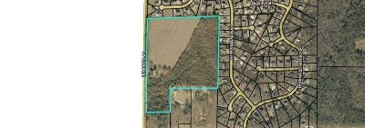 Bibb County, Crawford County, Houston County, Monroe County, Peach County Residential Lots & Land For Sale: 2724 N Hwy 41