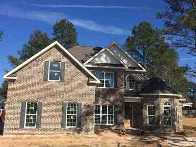 Perry Single Family Home For Sale: 102 Bainbridge Ln