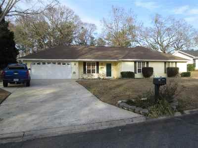 Warner Robins Single Family Home For Sale: 209 Cedar Ridge Drive