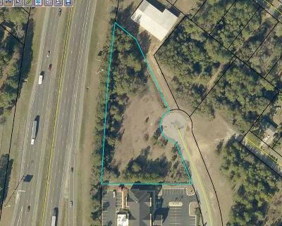 Perry Residential Lots & Land For Sale: Parcel A Lect Drive