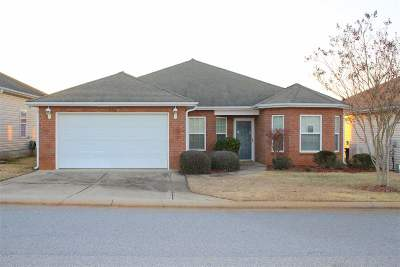 Perry Single Family Home For Sale: 376 Spyglass Hill
