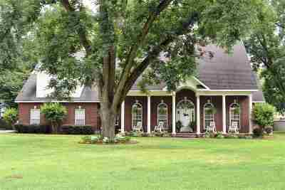 Perry Single Family Home For Sale: 217 Noah