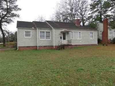 Macon Single Family Home For Sale: 3810 Vineville Avenue