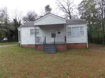 Macon Single Family Home For Sale: 133 Rest Haven Avenue