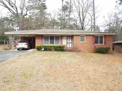 Macon Single Family Home For Sale: 2264 Ollie Drive