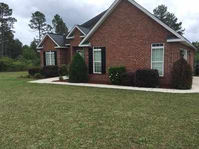 Macon Single Family Home For Sale: 6477 Yellowstone Drive