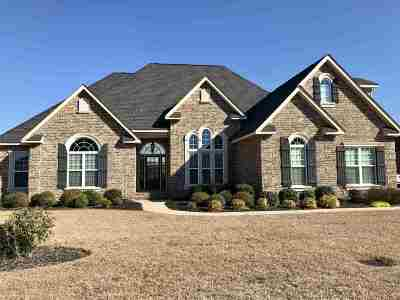 Warner Robins Single Family Home For Sale: 613 Taylor Elaine Drive
