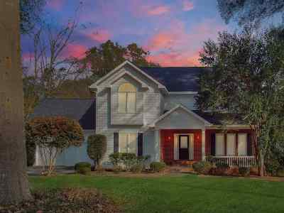 Warner Robins Single Family Home For Sale: 107 Shadowood Drive